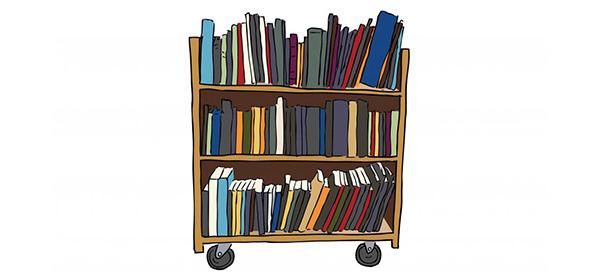 Hadsten bibliotek bogsalg